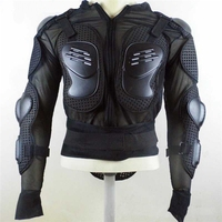 Protective Leather Motorcycle Racing Suit Motorcycle Riding Armor Off-road Racing Suits