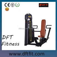 Factory suppy good quality DFT-608 Chest Press Gym Equipment/complete gym equipment for sale/