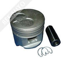 Car Parts Toyot a 1HZ Engine Piston kit With 3 Rings