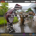 Lifelike Costum Cosplay Real Dinosaur Costume For Sale