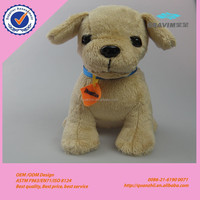 Soft plush dog toy with big ears animal toy