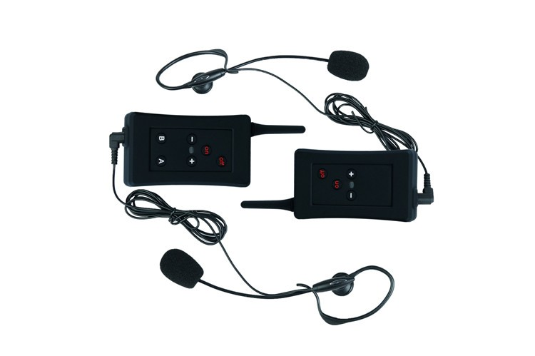 2016 lates FBIM football referee two way radio fully duplex wireless communication superstore intercom