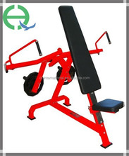 Multi fitnessIncline Pec Fly body building gym Fitness exercise machine