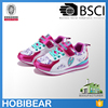 HOBIBEAR 2015 top brand children sport fashion sneaker flower printed style sport shoes