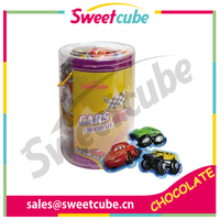 hot sell tasty cars chocolate biscuit