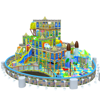 2016 CE Approved Free Design Farm Theme Kids Park Models Of Guangzhou Indoor Playground Factory