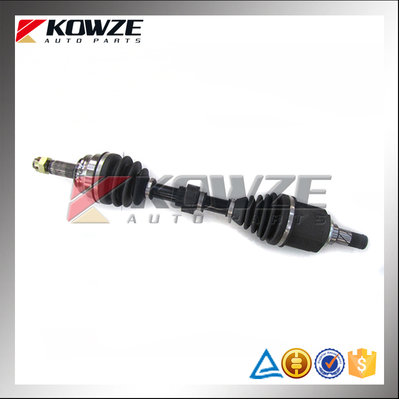 front axle drive cv shaft for mitsubishi outlander xl asx cw4w cw5w ga2w 3815a065
