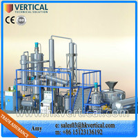 VTS-DP transformer oil dehydrator, black oil processing oil filter machine, diesel oil purifier