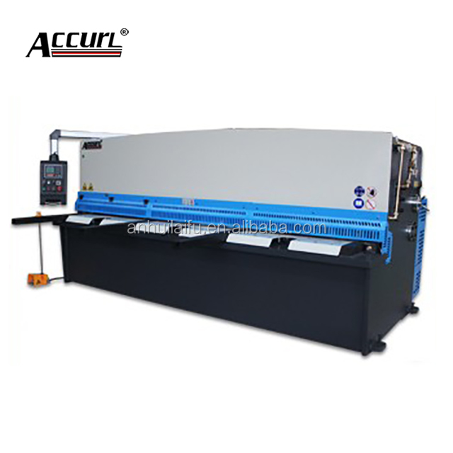 Accurl NC swing beam cutting machine MS7-4X3200 top level quality and service