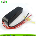4s1p LFP1045145SH30 12.8v 5000mah 30C lifepo4 battery pack