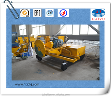 Haitian board circle cutting machine automatic concrete slab cutter machine
