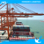 cheap ocean freight cost from China to New Zealand  by sea forwarder agent