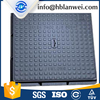 Iron Material and Municipal&Urban Application en124 d400 ductile iron manhole cover