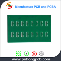Professional Industrial control PCB led light pcba