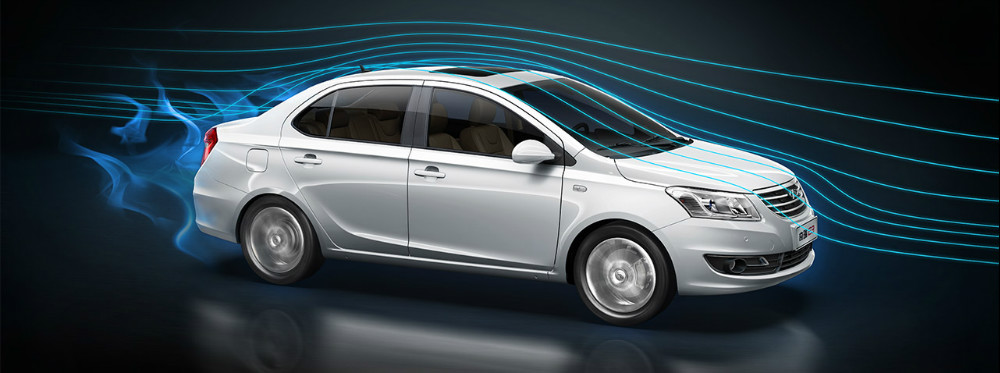 High quality Chery E3 sedan gasline car