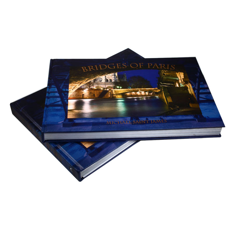 printing hardcover picture photo book