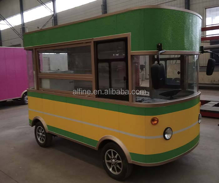 high quality hot sale halal food truck