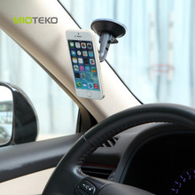 universal dashboard windshild n50 magnetic mobile car mount stand cell phone holder flexible long arms mobile phones holder