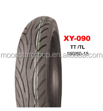MOTORCYCLE TYRE TUBELESS 160/60-15 SCOOTER