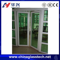 CE approved Easy Installment decorative pvc panel door