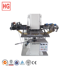 HAIGANG High-effective Automatic hot foil stamping machine in factory