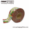 China Suppliers Good Quality plastic film roll for cup sealing packaging stock