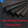 Crossfit Rubber Flooring Rubber Gym Flooring for Gym