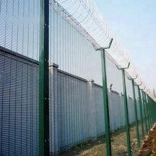 Best factory anti climb dog fence 358 security welded mesh manufacturers