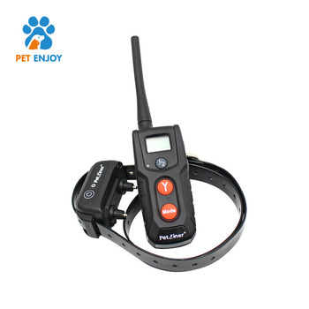 300 Meters Vibration sound light remote dog electric shock collars