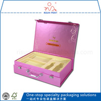 Customized Print Paper Packaging Box For