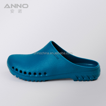 Anno colorful hospital clogs sandal clean room shoes