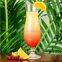 Hurricane Tumblers Party Cup Glasses Luau Tropical