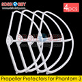 DJI Phantom 3 Propeller Guard/ Protector/ Bumper/ Shielding Anti-Collision Rings 4pcs