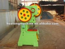 Tile punch press equipment