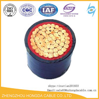 Copper Core XLPE/PVC Cable For Saudi Price Per Meter Saudi Cable
