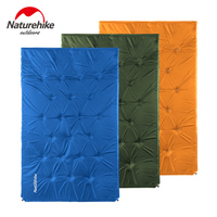 Couples style double automatic inflatable pads