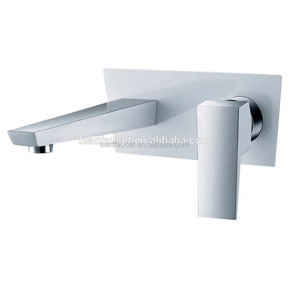 wholesale single handle wall mounted basin faucet basin mixer