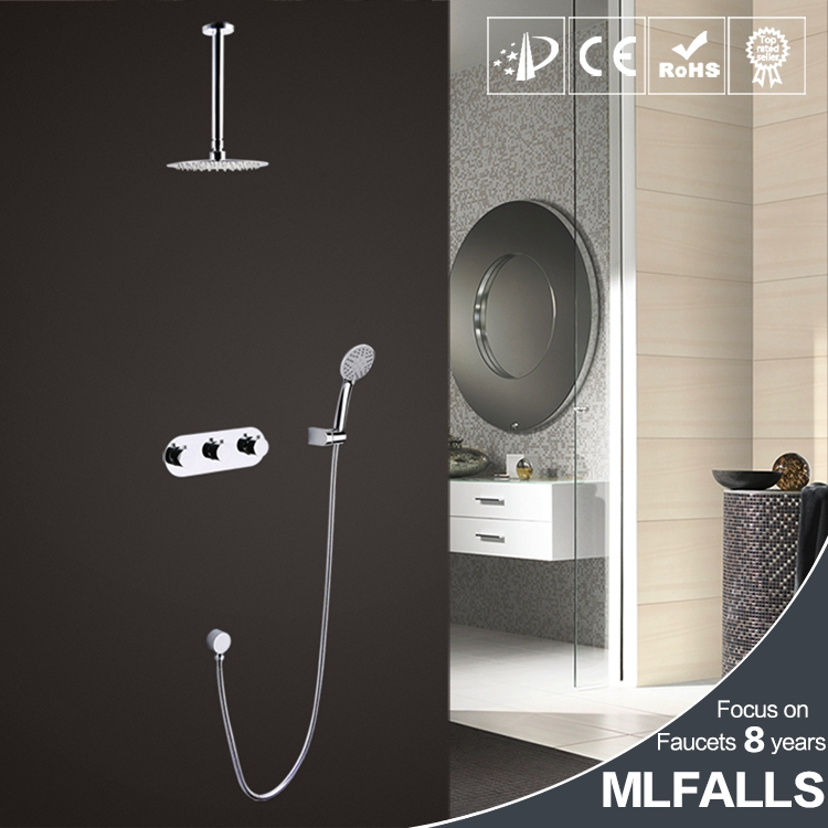 Mlfalls tub shower faucet / shower faucet 3 way diverter
