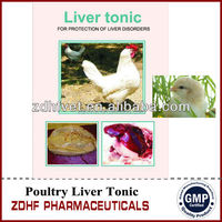 herbal liver tonic for poultry liver care tonic