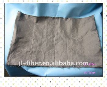 Pure metal fabric cloth