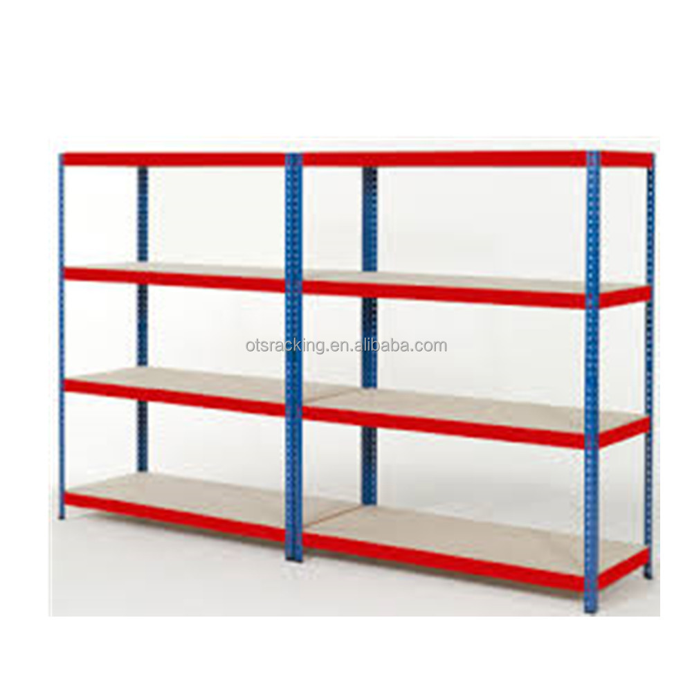 ISO Certificado medium duty sheving boltless racking