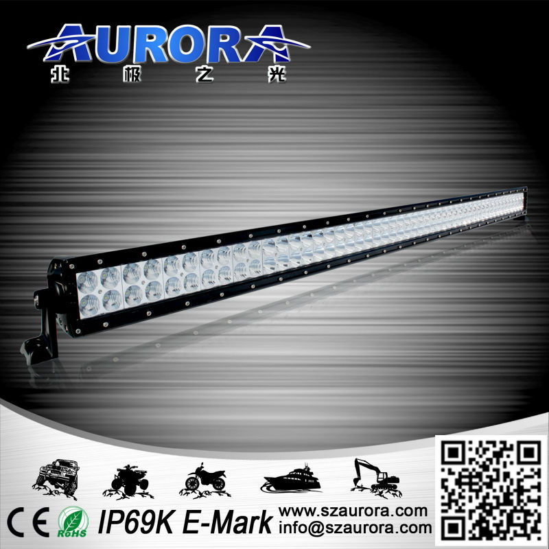 with diverse beam technology 50'' 500W daul row led light bar xxl power life