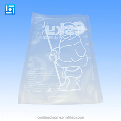 Transparent Plastic Vacuum Bag food vacuum plastic Bag for Cooked Chicken
