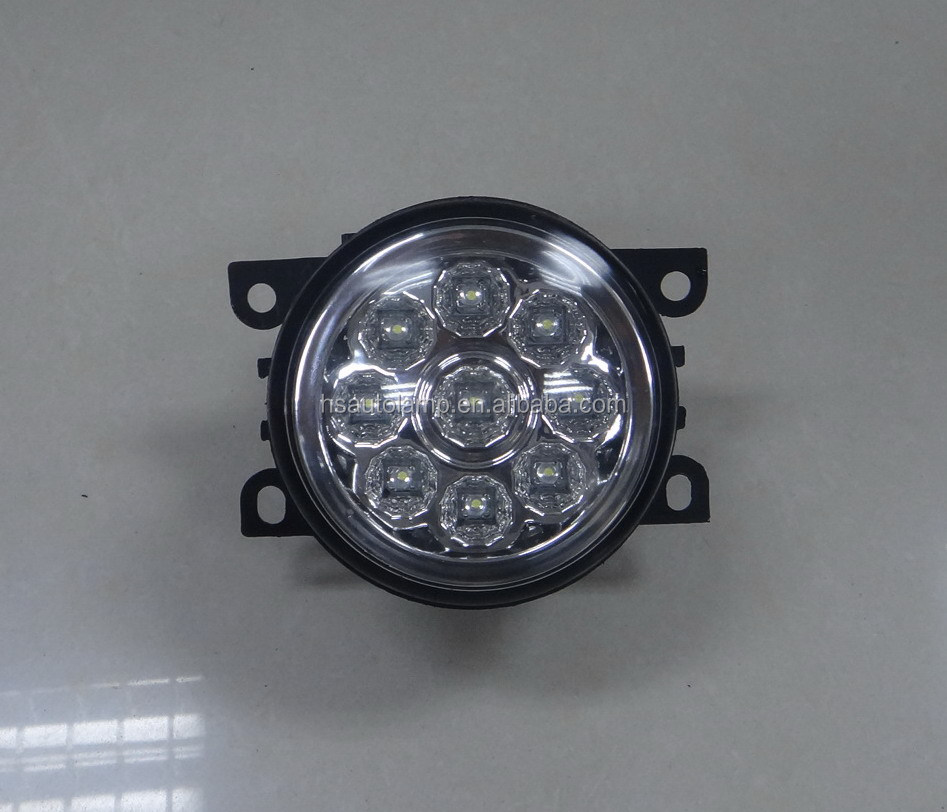 Peugeot 207 LED fog lamp; LED fog light for peugeot 407 307 4007