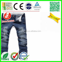 Fashion New Style raw japanese denim men jeans Factory