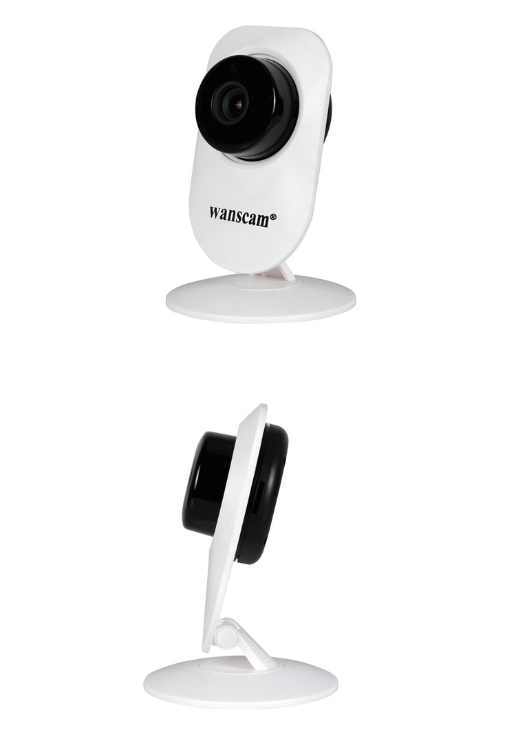 Wanscam(model HW0026,cheapest) -Hot remote control two way audio smallest ip cam