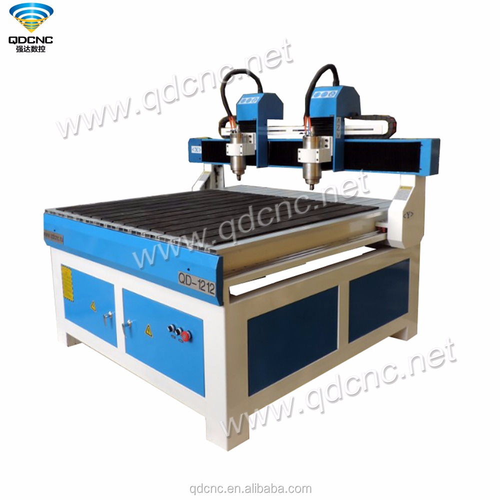 smooth cutting wood machine QD-1212-2R woodworking machine tools