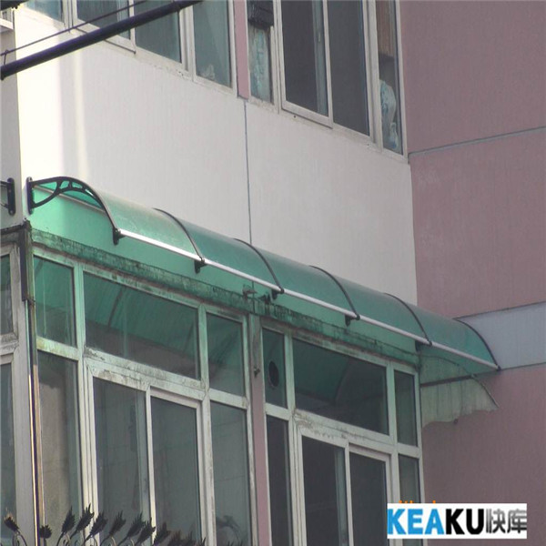 china plastic factory sale polycarbonate awning canopies polycarbonate roof