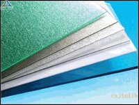 pet and petg ribbed plastic sheet manufacturer since 2748 certificated by SGS