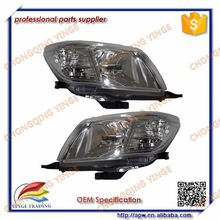 Hilux Headlights Replacement Assembly For Toyota Hilux 2012